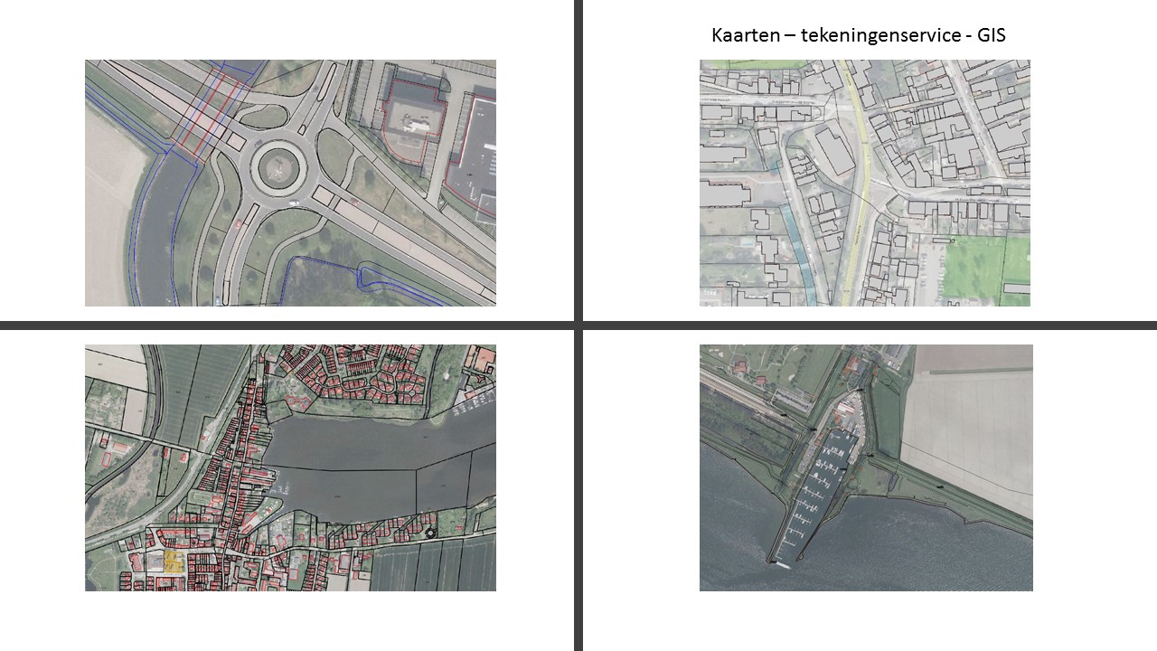 Kaarten-GIS-Web